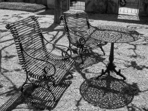 wire-chairs